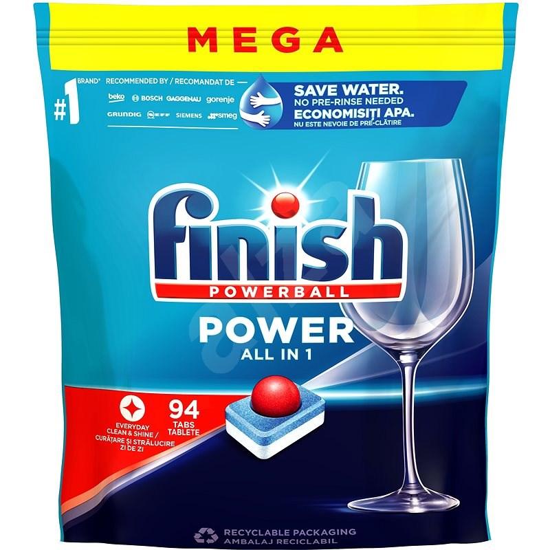 FINISH All in 1 Max 94 ks - Tablety do myčky