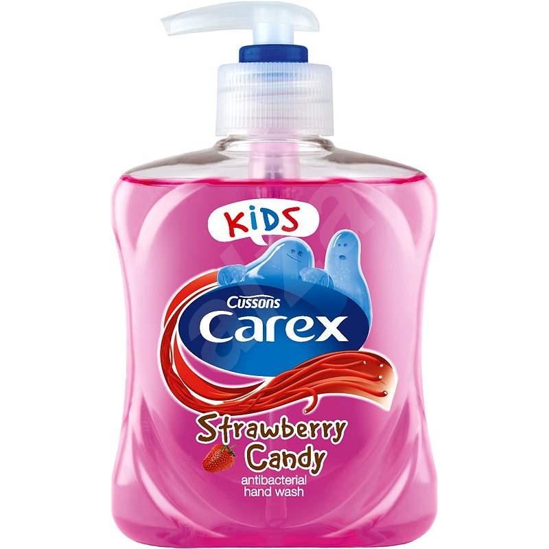 CAREX Jahoda antibakteriální tekuté mýdlo 250 ml - Tekuté mýdlo