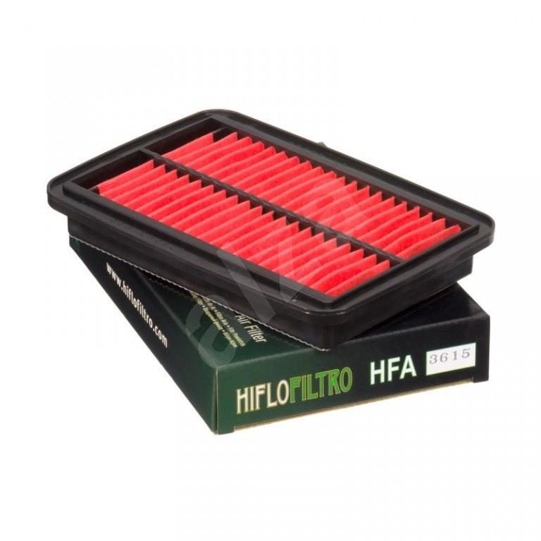 HIFLOFILTRO HFA3615 pro SUZUKI GSF 600 Bandit (S) (2000-2004) - Vzduchový filtr