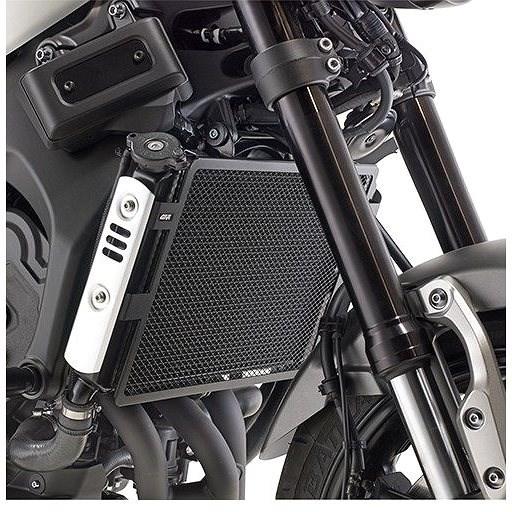 GIVI PR 2132 kryt chladiče motoru Yamaha MT-09 850 (17), černý lakovaný - Kryt chladiče