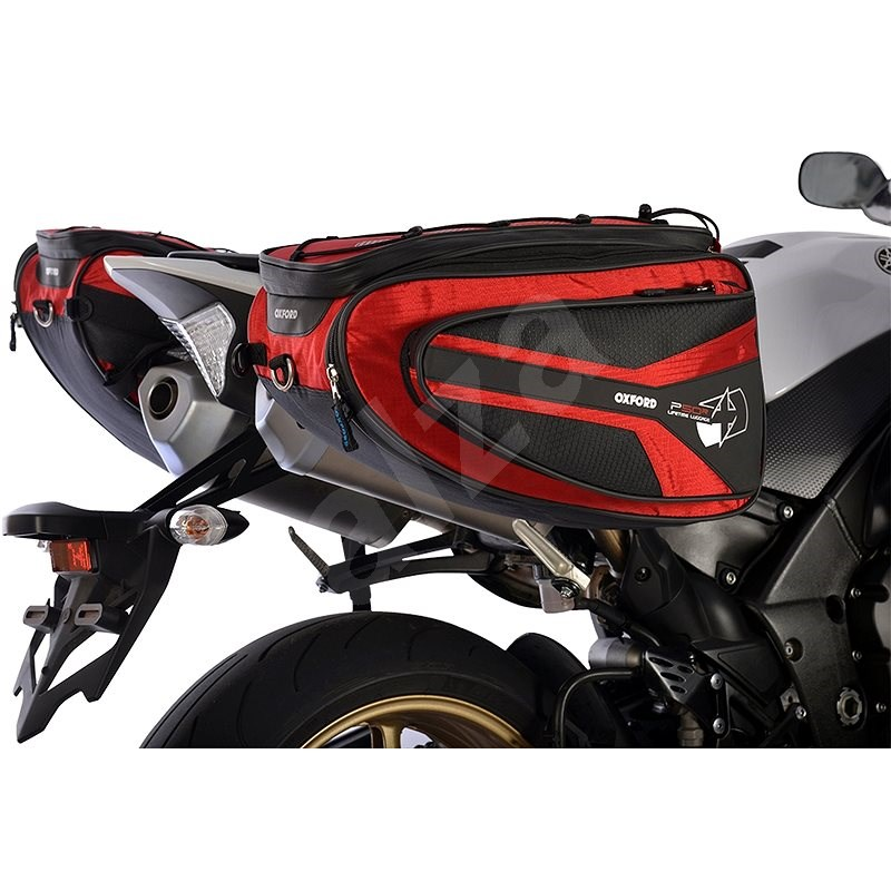 OXFORD Sidebags for Motorcycle P50R l 50l, 2 pcs - Motorcycle Bag