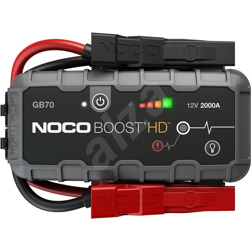 NOCO GENIUS BOOST HD GB70 - Startovací zdroj