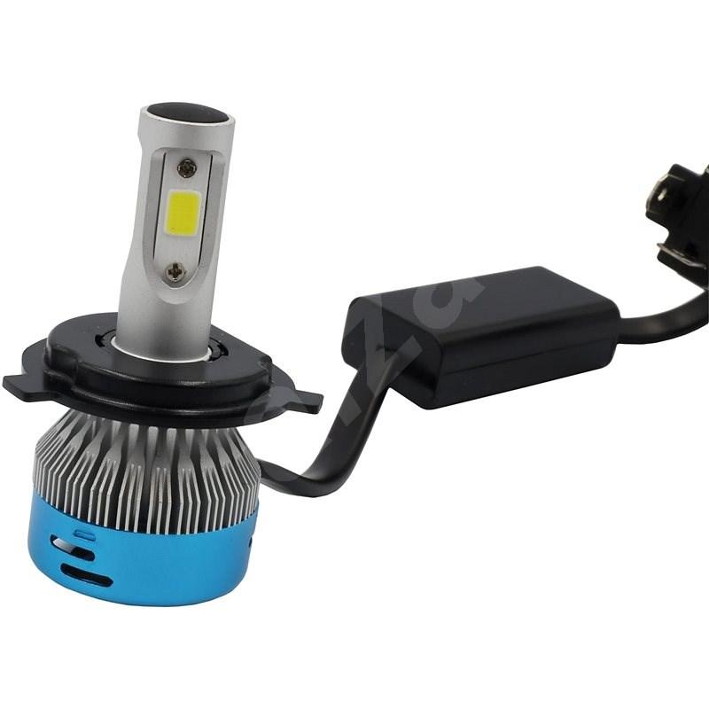 M-Style Žárovka H4 LED 40W 4000LM 12V - LED autožárovka