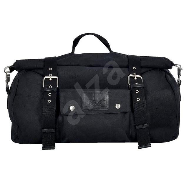 OXFORD Brašna Roll bag Heritage (černá, objem 20 l) - Brašna na motorku