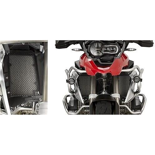 KAPPA kryty chladičů BMW R 1200 GS / Adventure (13-18) / 1250 GS (19) - Kryt chladiče