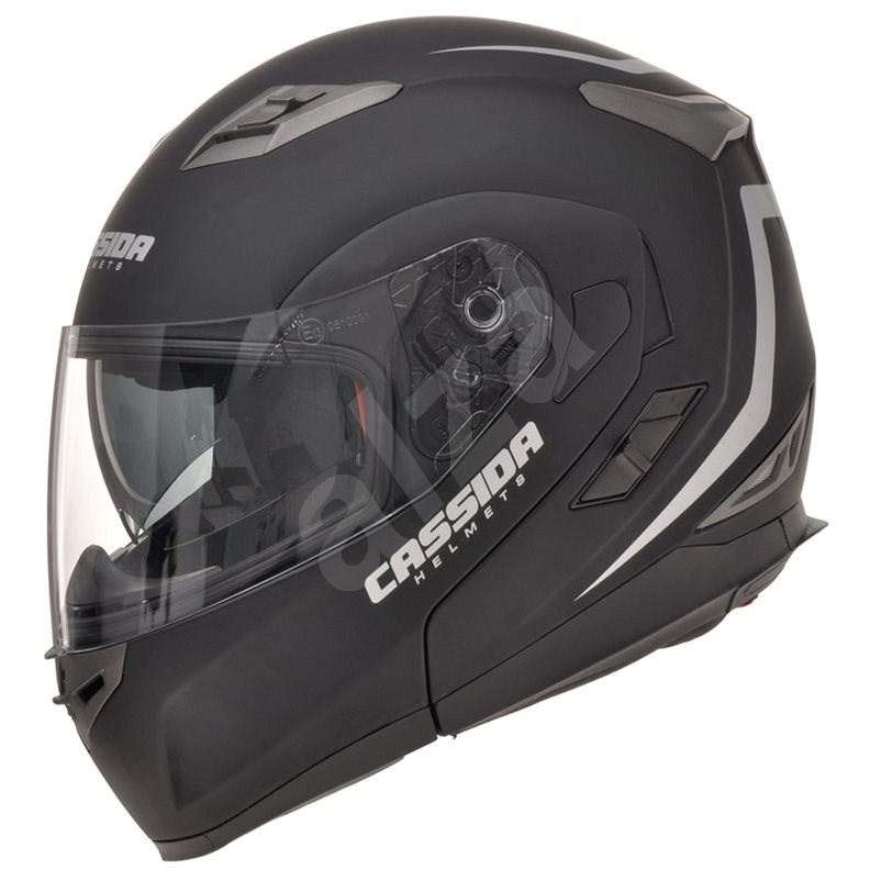 CASSIDA Compress (černá matná, vel. XS) - Helma na motorku