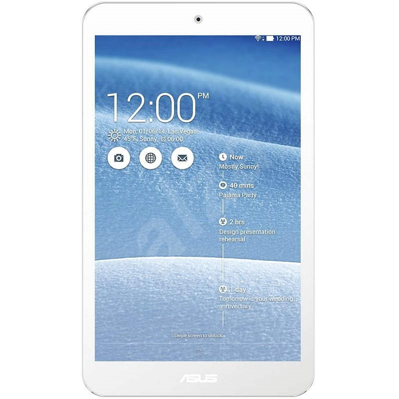 ASUS MeMO Pad 8 ME181CX 16GB bílý - Tablet