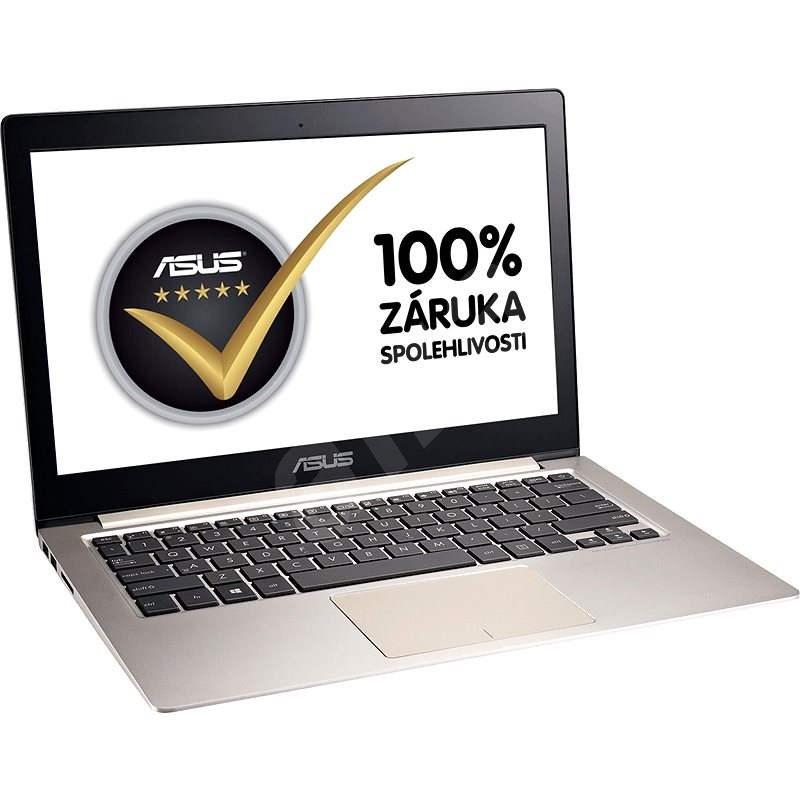 ASUS ZENBOOK UX303LA-R4389H kovový - Notebook