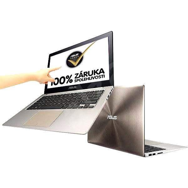 ASUS ZENBOOK UX303LN-C4125P hnědý kovový - Ultrabook