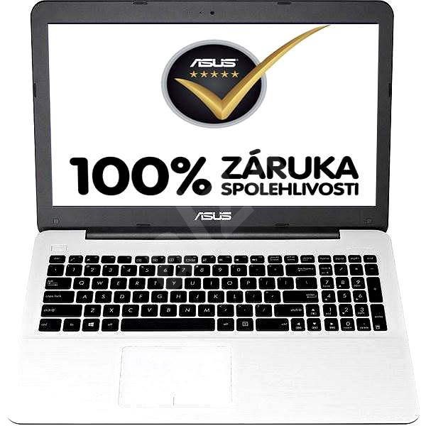 ASUS X555LN-XX413H bílý - Notebook
