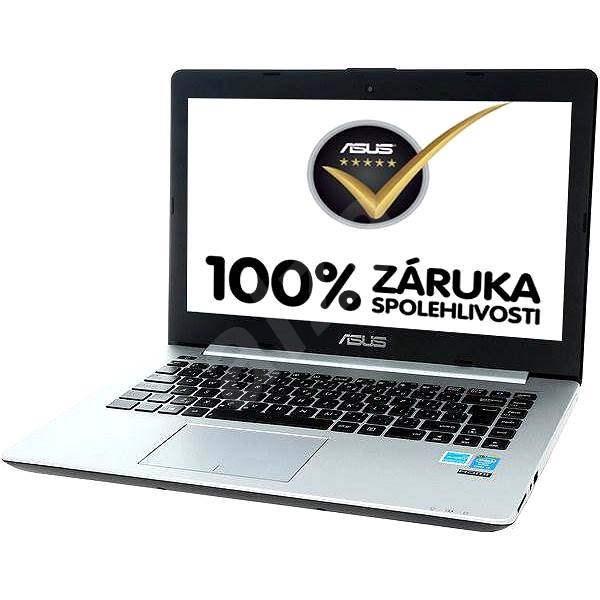 ASUS K451LA-WX113H černý kovový - Notebook