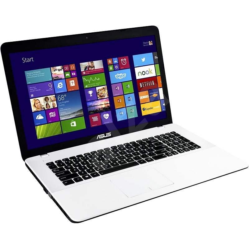 ASUS X751LB-TY015H bílý - Notebook