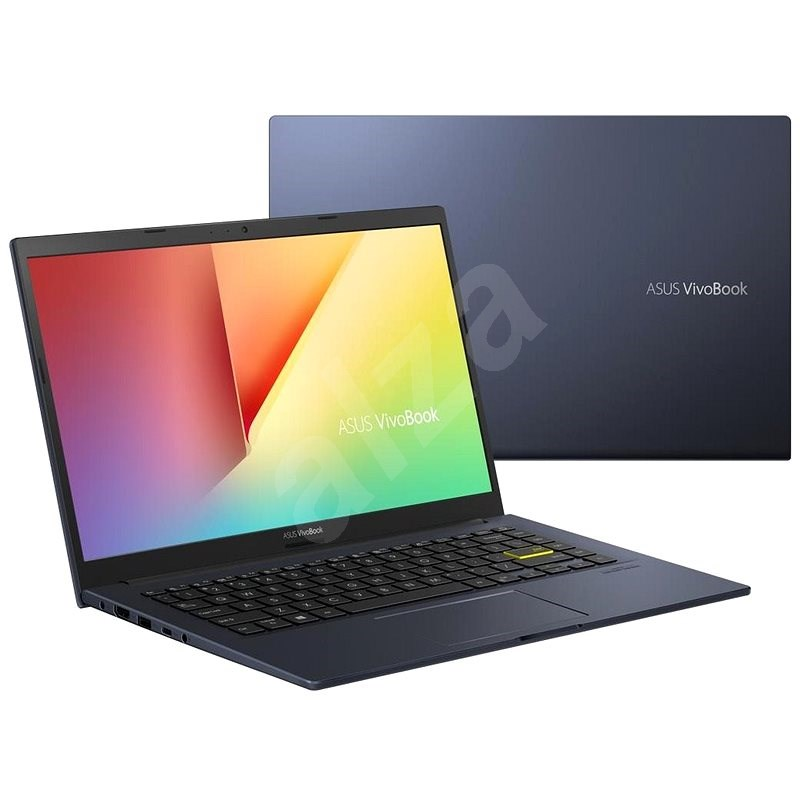 Asus Vivobook 14 M413DA-EB474T Bespoke Black  - Notebook
