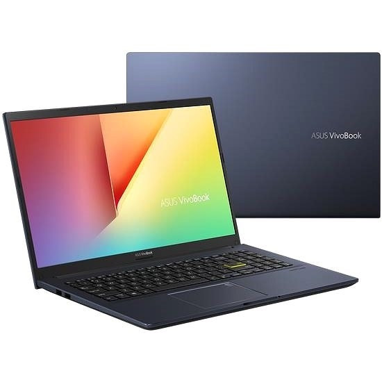 ASUS VivoBook 15 X513EA-BQ937T Bespoke Black  - Notebook