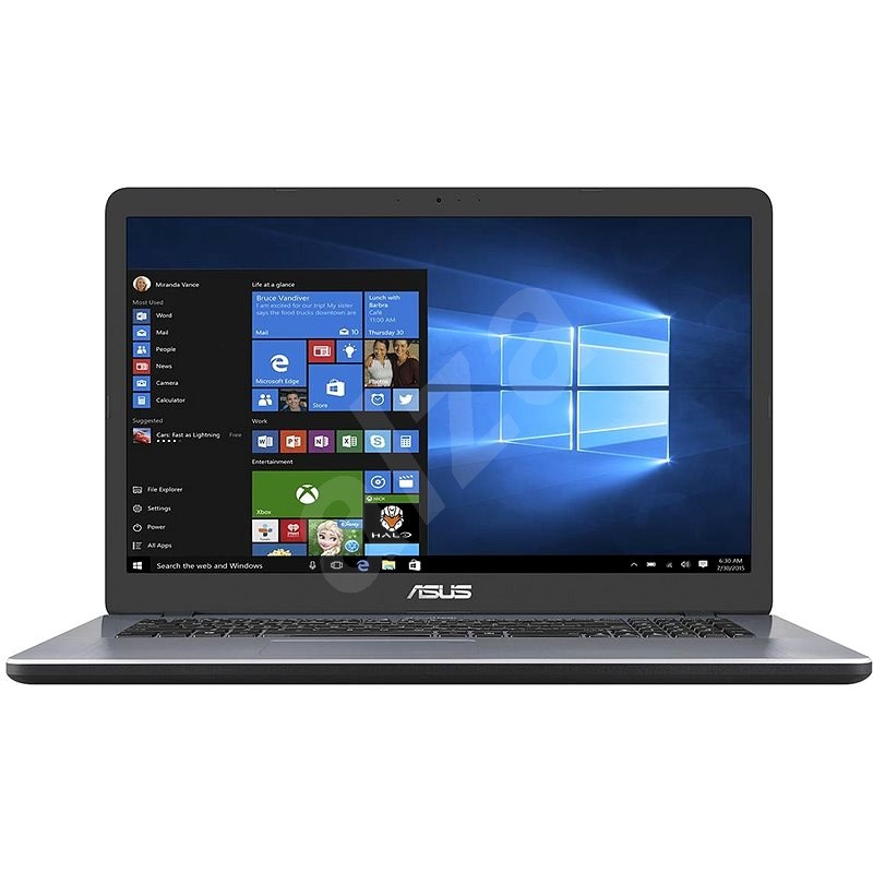 ASUS Vivobook 17 M705BA-BX033T Star Grey - Notebook