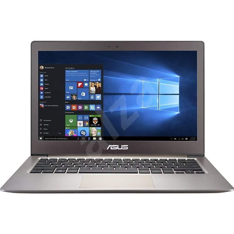 ASUS ZenBook UX303UA-R4442T hnědý kovový - Notebook