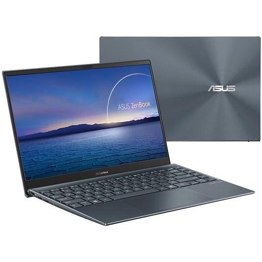 Asus Zenbook 13 UX325EA-EG010T Pine Grey celokovový - Ultrabook