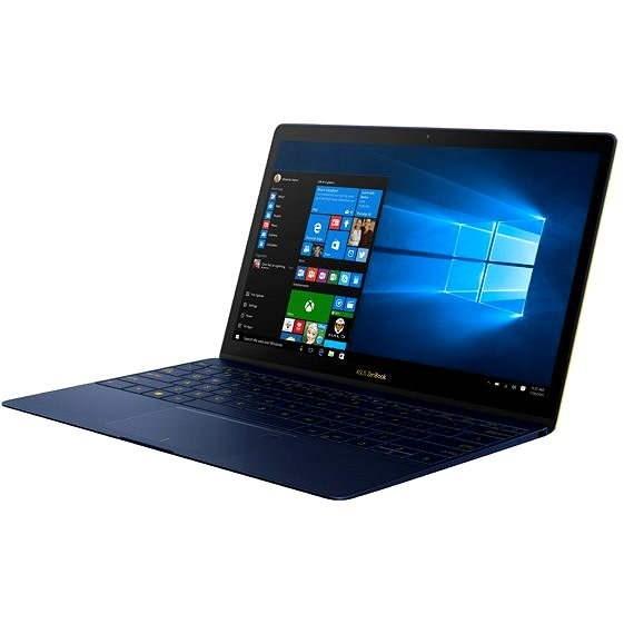 ASUS ZENBOOK 3 UX390UA-GS031R modrý kovový - Ultrabook