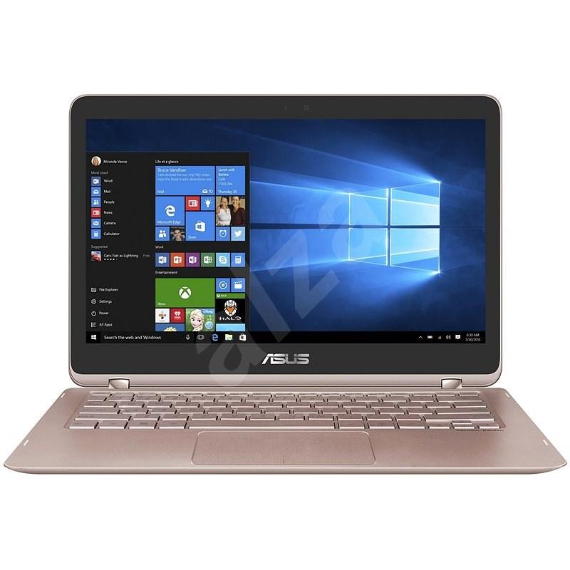 ASUS ZenBook Flip UX360UAK-BB398T Rose kovový - Tablet PC
