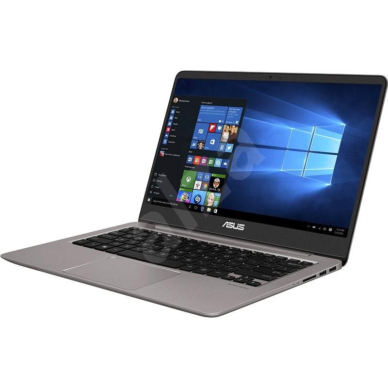 ASUS ZenBook UX410UA-GV024T Quartz Grey Metal - Notebook