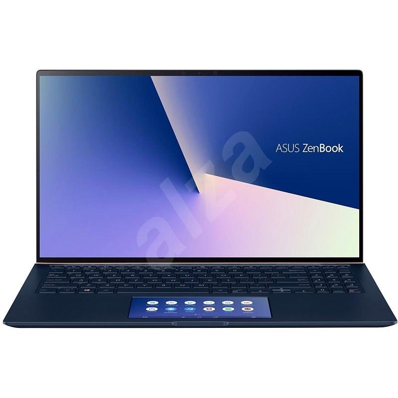 Asus Zenbook 15 UX534FTC-A8358T Royal Blue celokovový - Ultrabook