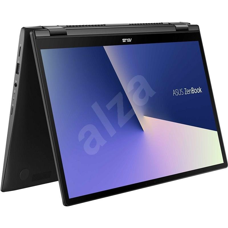 Asus Zenbook Flip 14 UX463FA-AI018T Gun Grey - Tablet PC