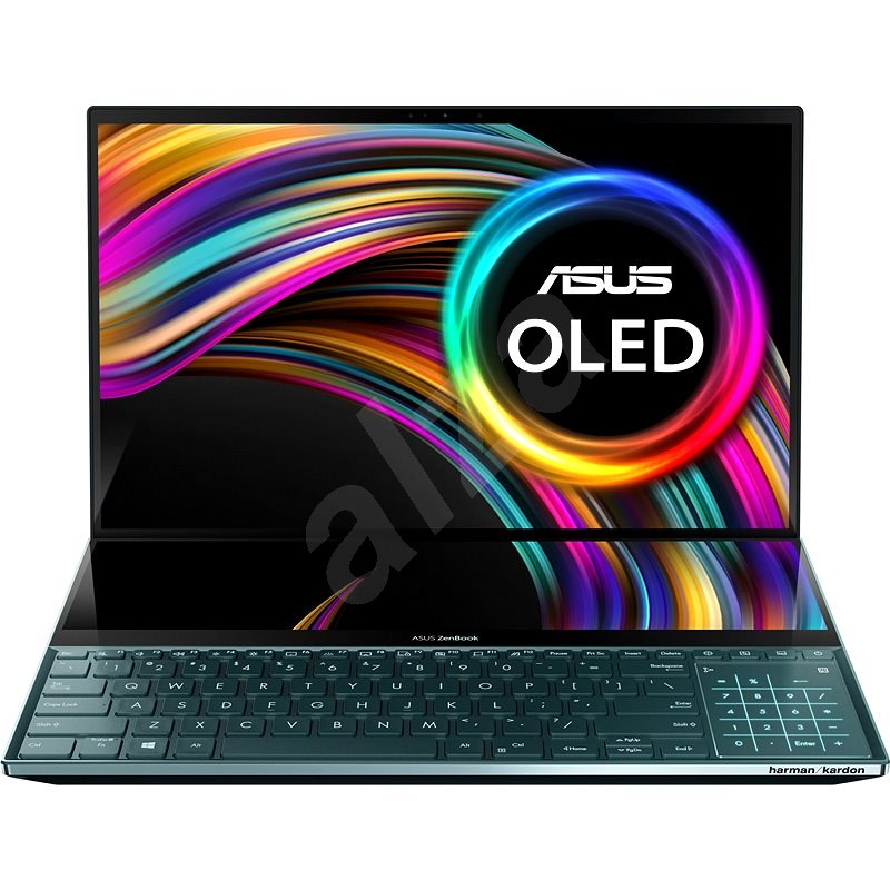 ASUS ZenBook Pro Duo OLED UX581GV-H2002R Celestial Blue - Ultrabook