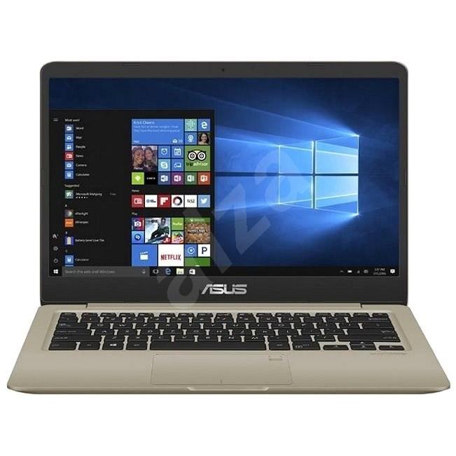 ASUS VivoBook S14 S410UA-EB324T Gold Metal - Notebook