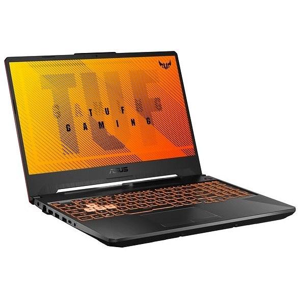 ASUS TUF Gaming F15 FX506LI-HN174T Bonfire Black  - Herní notebook
