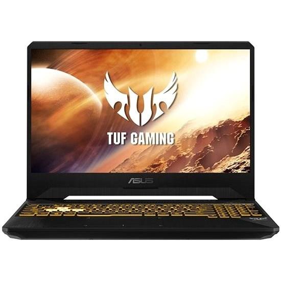 Asus TUF Gaming FX505DU-AL057 Stealth Black - Herní notebook