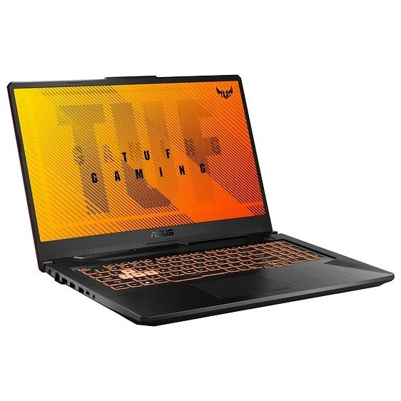 ASUS TUF Gaming FA706IU-AU037T Bonfire Black - Herní notebook
