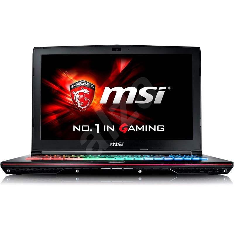 MSI GE62VR 6RF-094CZ Apache Pro - Notebook