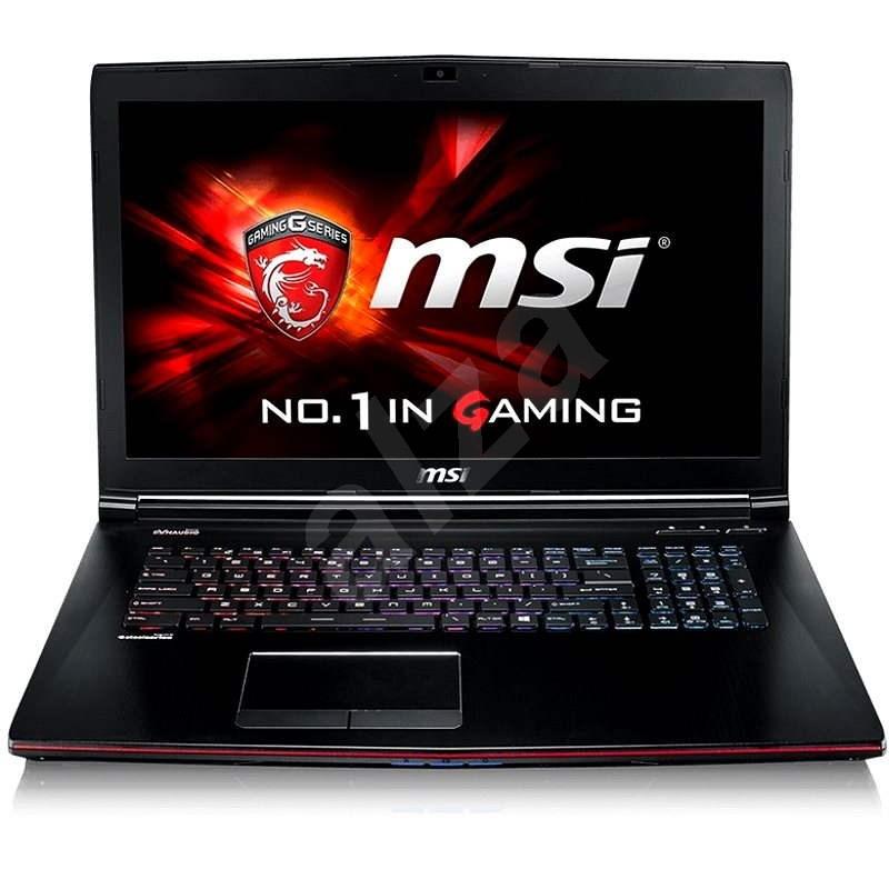 MSI GE72 2QF-229CZ Apache Pro - Notebook