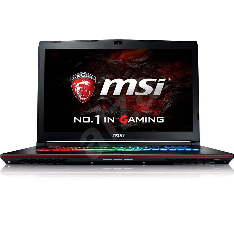 MSI GE72VR 6RF-204CZ Apache Pro - Notebook