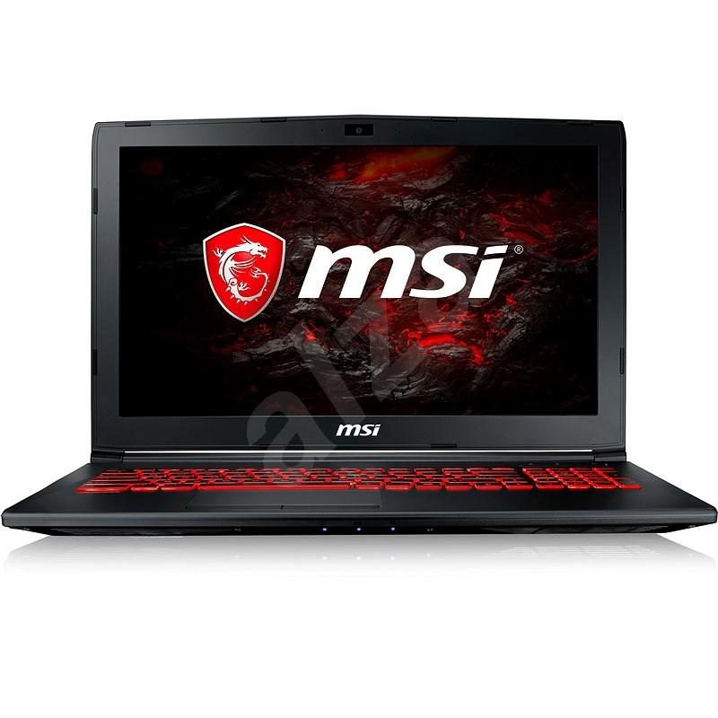 MSI GL62M 7REX-1824CZ - Notebook