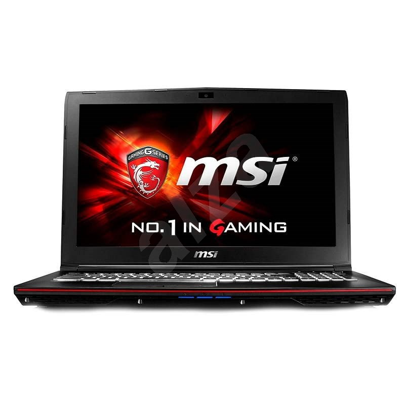 MSI GP62 7RE-1043CZ Leopard Pro - Notebook