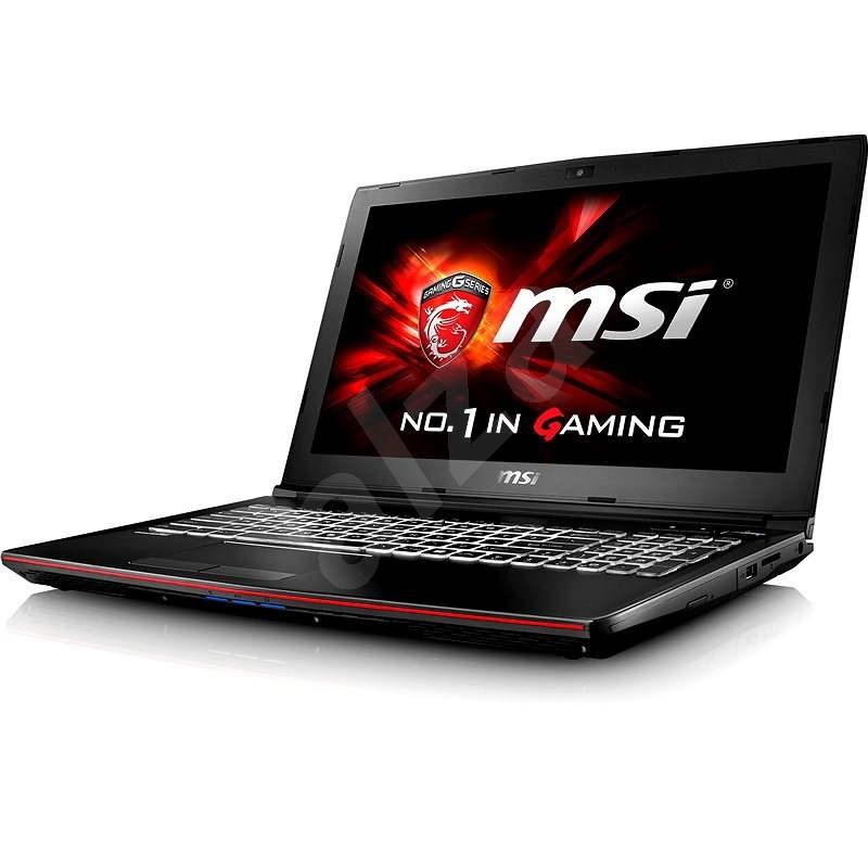 MSI GP72 6QF-457CZ Leopard Pro - Notebook
