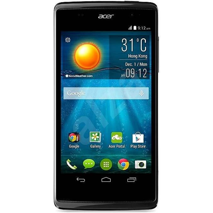 Acer Liquid Z500 Černý - Mobilní telefon