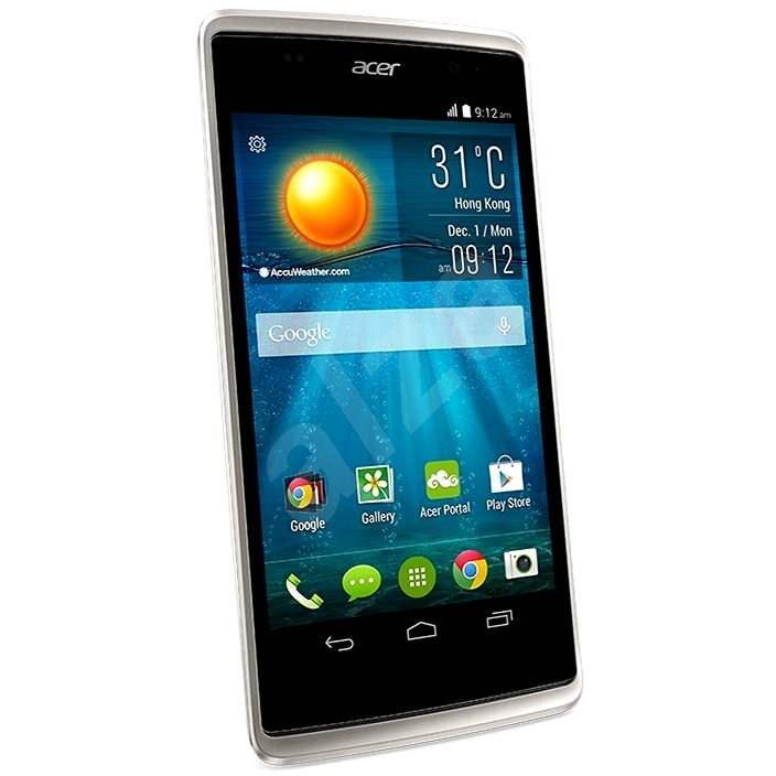 Acer Liquid Z500 Stříbrný - Mobilní telefon
