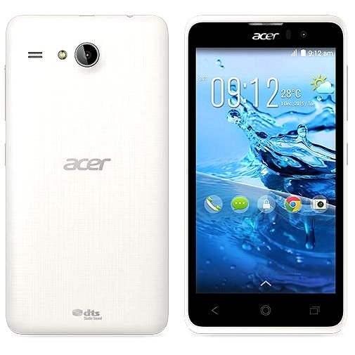 Acer Liquid Z520 16GB White - Mobilní telefon
