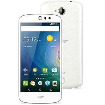 Acer Liquid Z530 16GB LTE White - Mobilní telefon