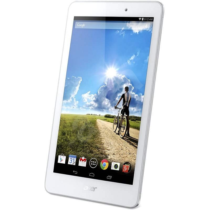 Acer Iconia Tab 8 16GB Silver Aluminium - Tablet