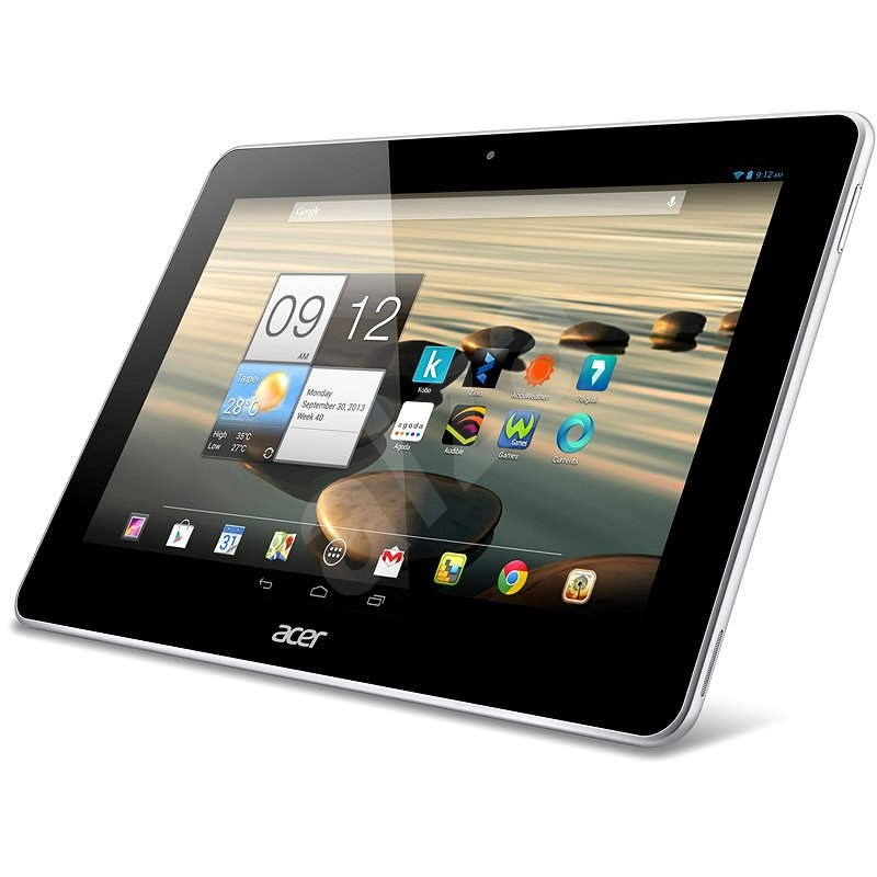 Acer Iconia Tab A3-A10-812 16GB bílý - Tablet