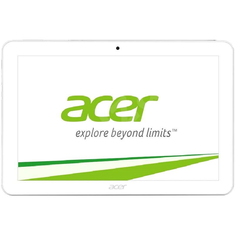 Acer Iconia Tab 10 16GB Silver White Aluminium - Tablet