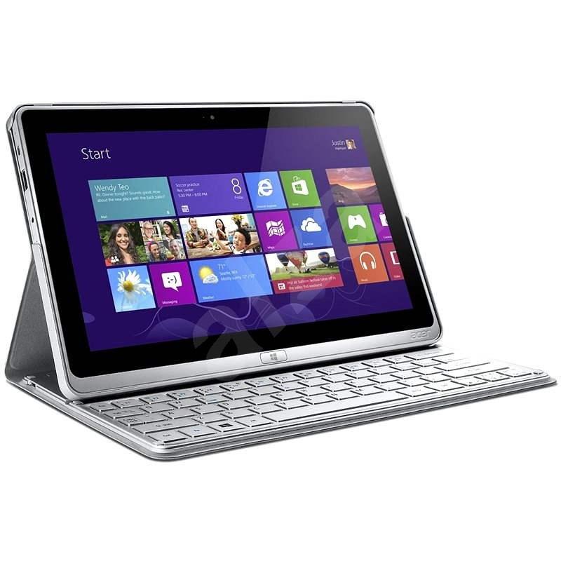Acer Aspire P3-171 stříbrný - Tablet PC
