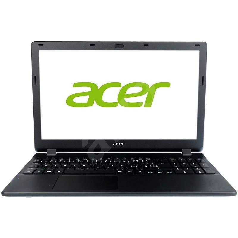 Acer Aspire ES15 Diamond Black - Notebook