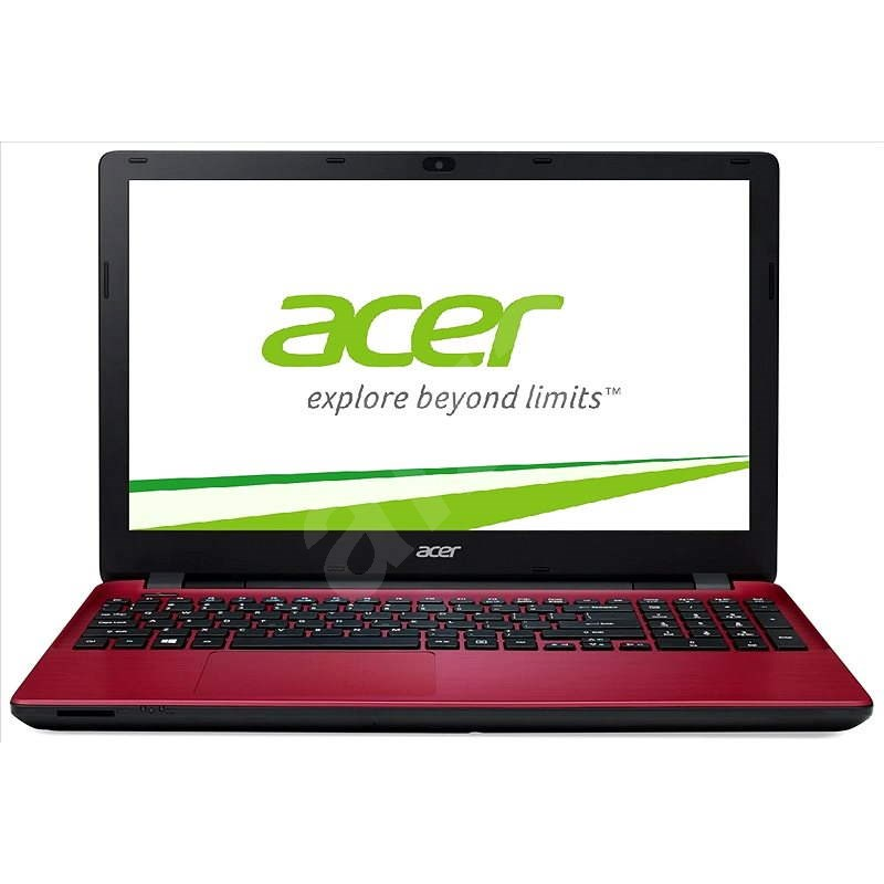 Acer Aspire E15 Garnet Red - Notebook
