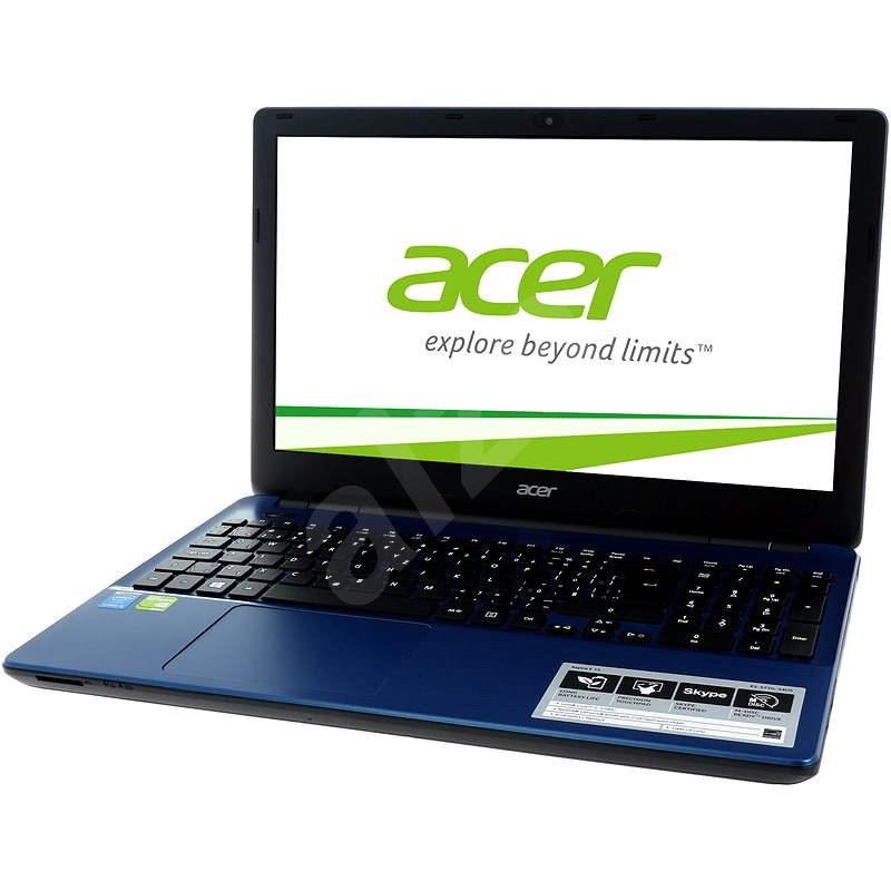 Acer Aspire E15 Cobalt Blue - Notebook