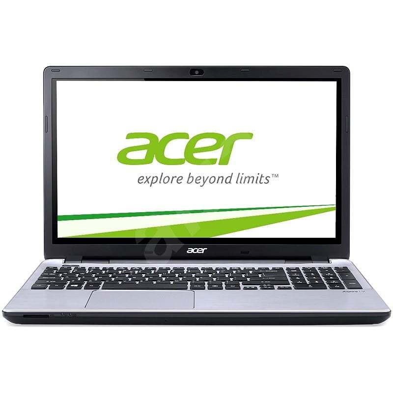 Acer Aspire V15 Silver + Windows 7 Home Premium - Notebook