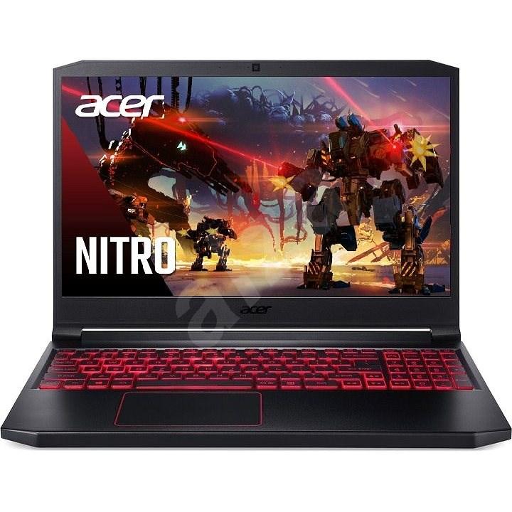 Acer Nitro 7 Obsidian Black kovový - Herní notebook
